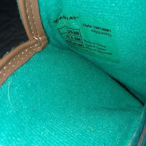 Ariat Shoes - Ariat size 8 Boots
